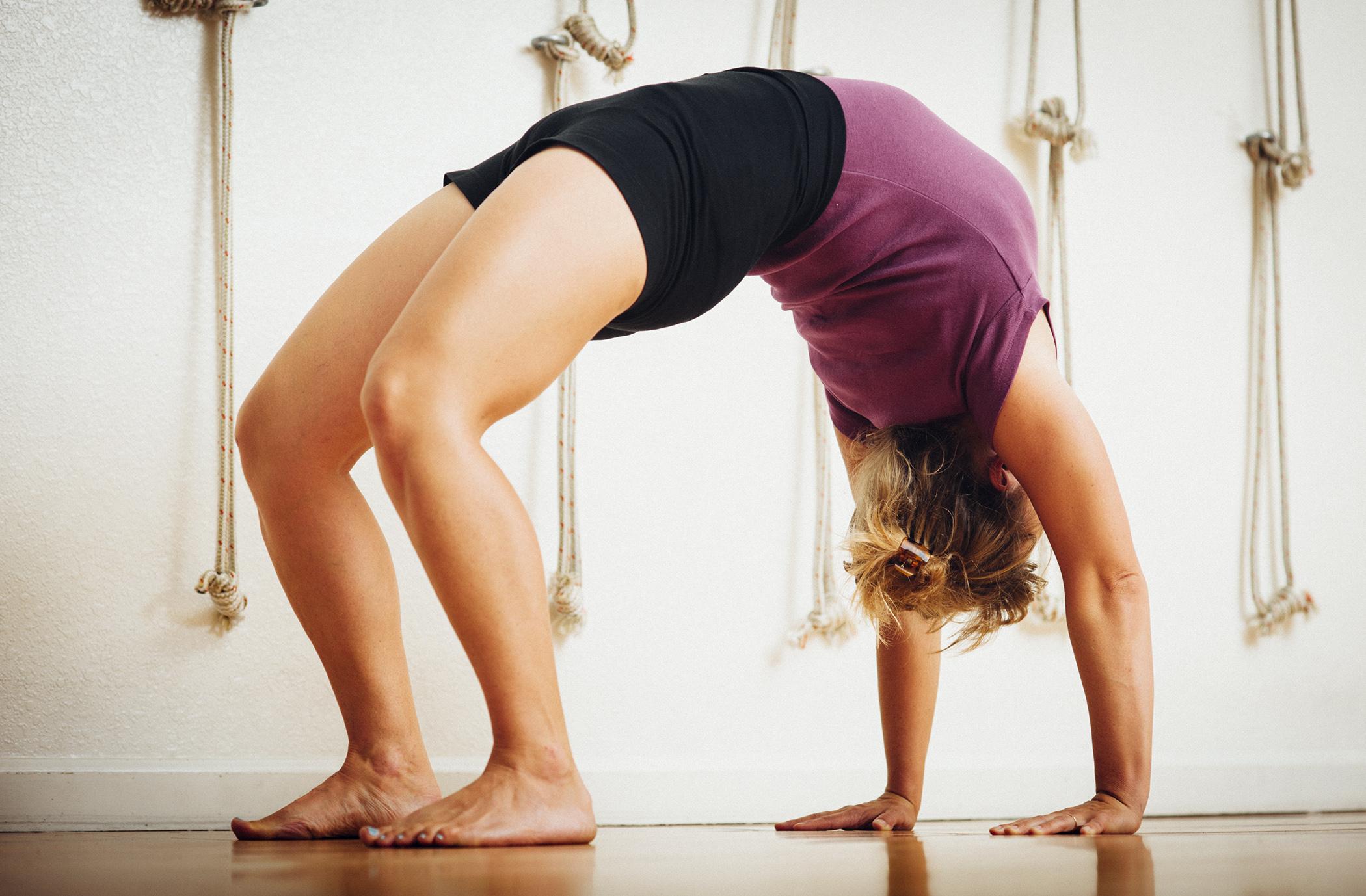 Anneke Faas Yoga Berkeley California