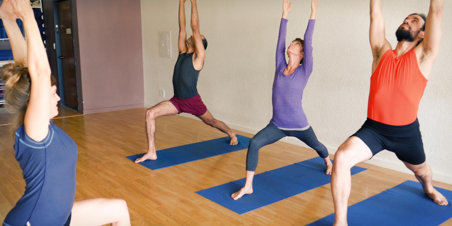 Iyengar Yoga Beginner Classes Berkeley California