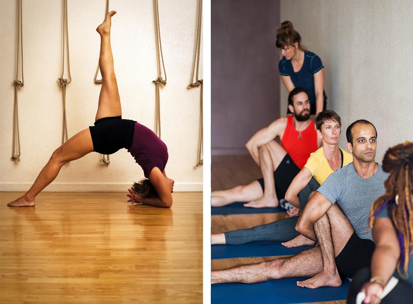 Bay Area Iyengar Yoga Teacher
