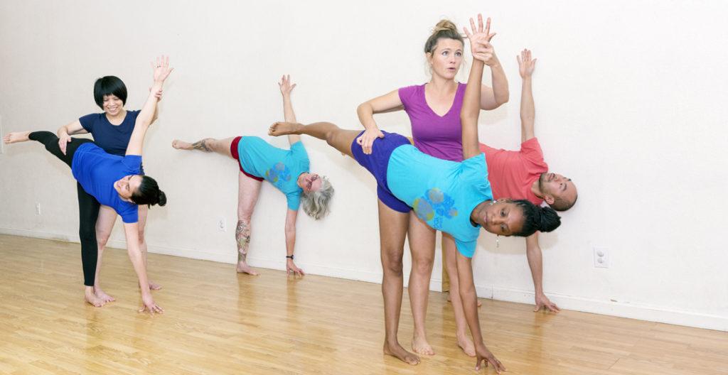 Iyengar Yoga Intensive Berkeley California